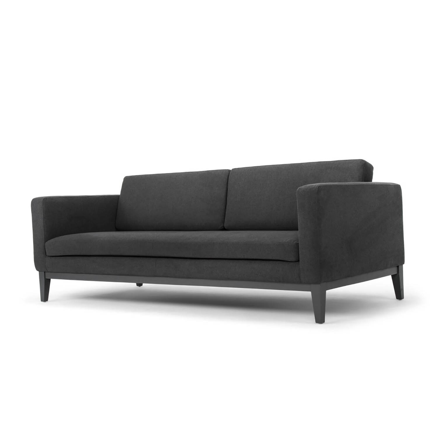 Day sofa, mørkegrå