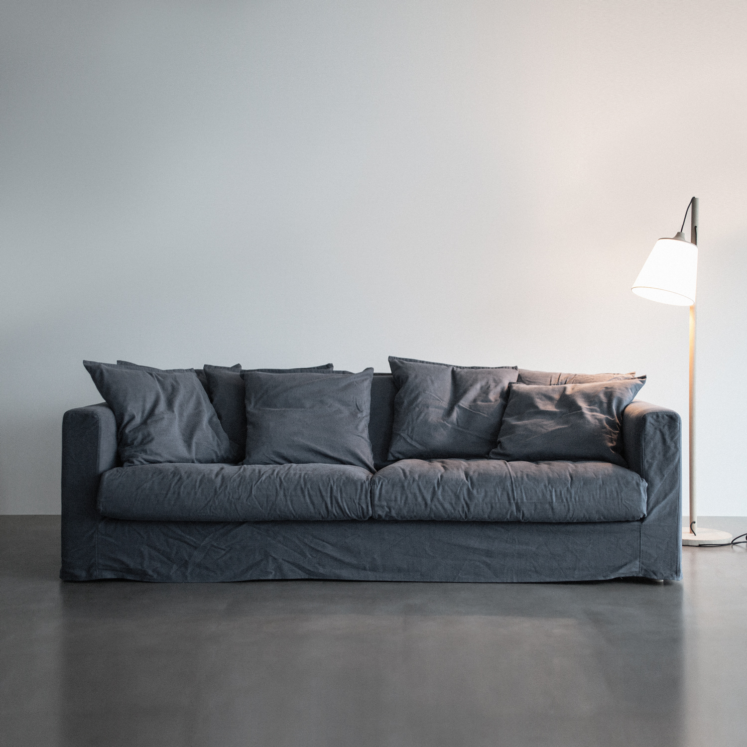 Le Grand Air sofa trekk, grå