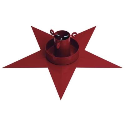 Pine Tree Stand juletrefot, rød i gruppen Jul hos RUM21 AB (100319)