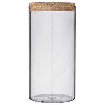 Clear boks XL, korklokk