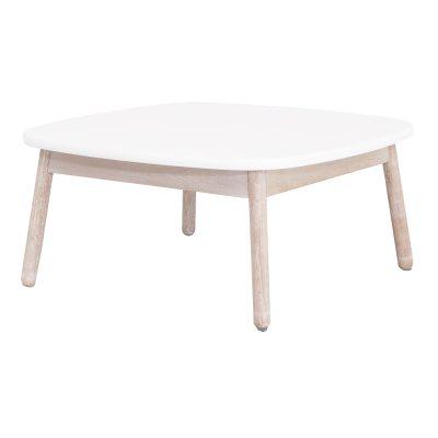 Native sofabord 85, hvitlasert eik i gruppen Møbler Bord