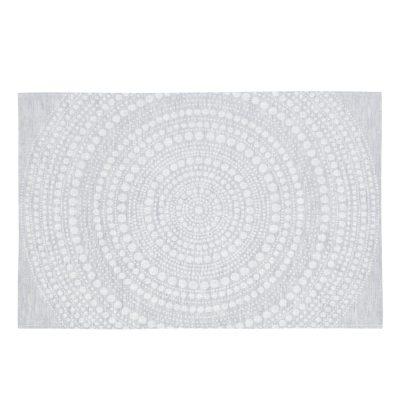Kastehelmi kjøkkenhåndklær, lysegrå
