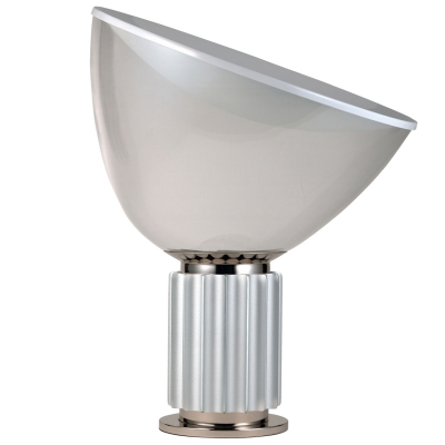 Bilde av Taccia LED/Glass bordlampe, aluminium