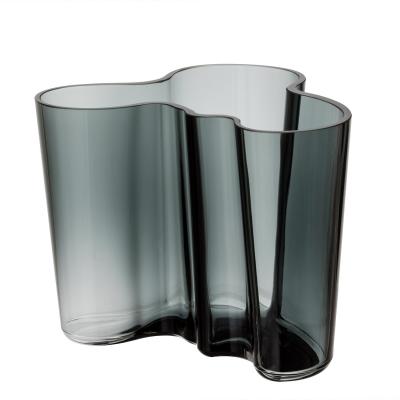 Bilde av Aalto vase 12 cm, mørkegrå