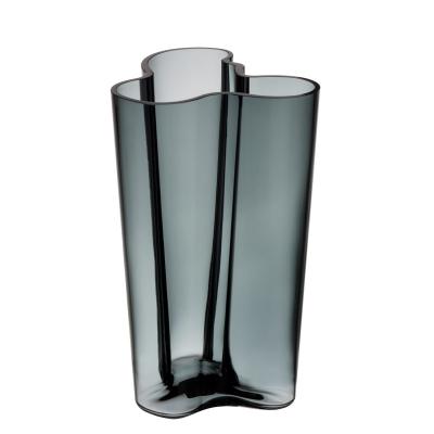 Bilde av Aalto vase 25,1 cm, mørkegrå
