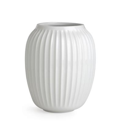 Bilde av Hammershøi vase M, hvit
