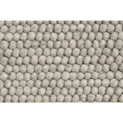 Peas teppe, soft grey i gruppen Tekstil / Tepper / Ull hos ROOM21.no (1027129r)