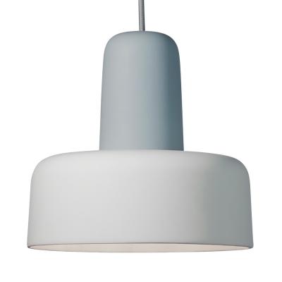 Bilde av Meld taklampe, dusty blue/offwhite