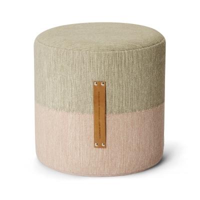 Bilde av Fields sittpuf, lyserød/beige