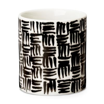 Bilde av Deco vase 12cm, tiles
