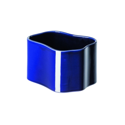 Bilde av Riihitie krukke B small, blå