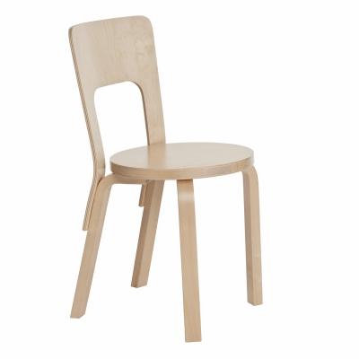 Bilde av 66 stol, bjørk