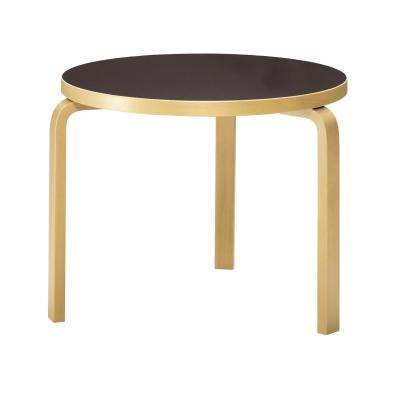 Bilde av 90B bord, svart linoleum