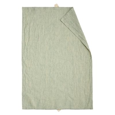 Bilde av Hedvig kjøkkenhåndkle 50x70, bright grey turquoise