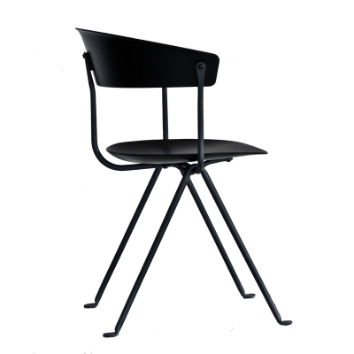 Bilde av Officina chair, black/black