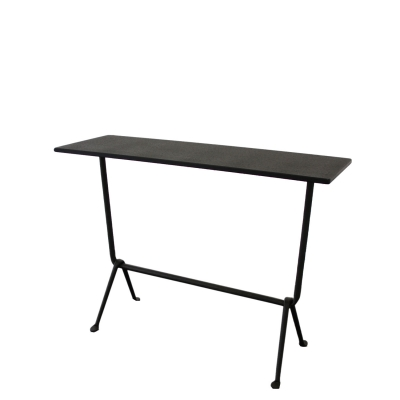 Bilde av Officina console table 120x40, skiffer