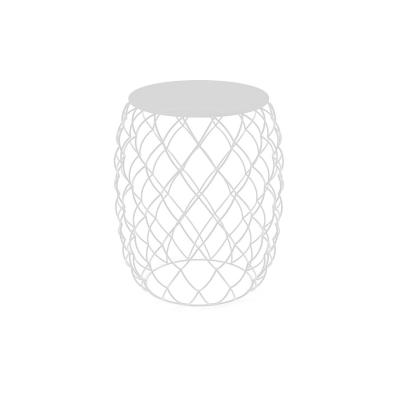 Bilde av Piña low table, white/white