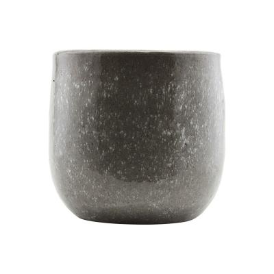Bilde av Earth vase 22, grå