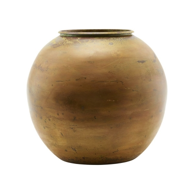 Bilde av Etnik vase, mustard