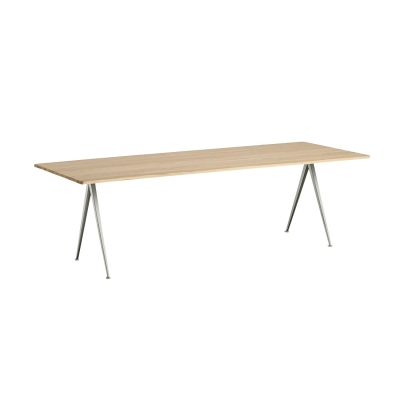 Bilde av Pyramid table 02 250x85, beige frame/matt