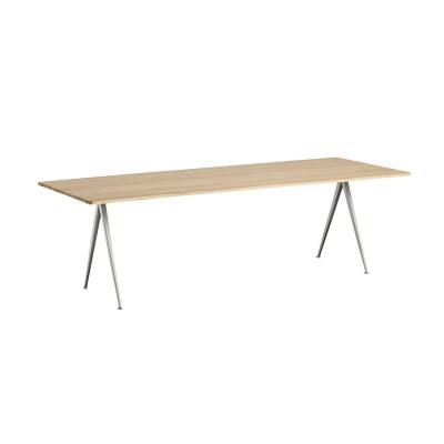 Bilde av Pyramid table 02 250x85, beige frame/matt