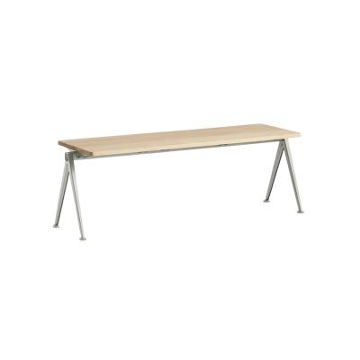 Bilde av Pyramid bench 11 140x40, beige frame/matt