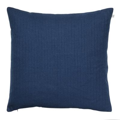 Bilde av Knitted Arun putetrekk M, blå
