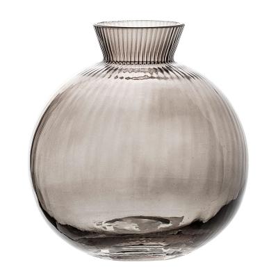 Bilde av Ripple-Tone vase, grå