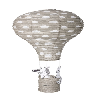 Bilde av Balloon lykt, grå