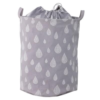 Bilde av Drop oppbevaringspose, grå