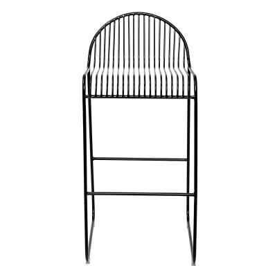Bilde av Friend barstol, svart