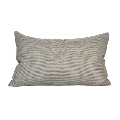Bilde av Klint putetrekk 40x60, beige/grå