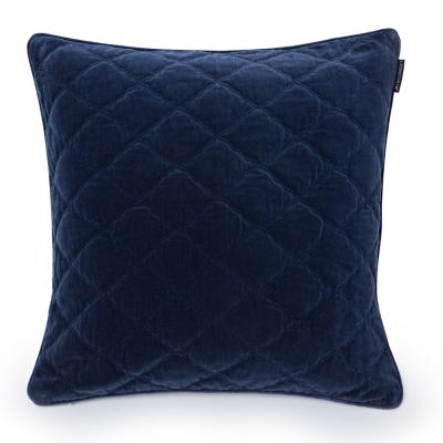 Bilde av Velvet putetrekk 65x65, blå
