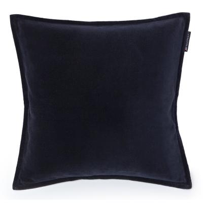 Bilde av Velvet putetrekk 50x50, svart