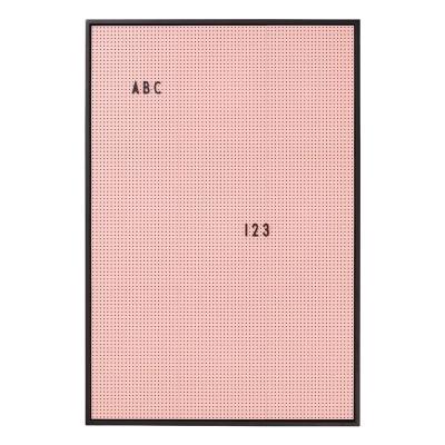 Bilde av Oppslagstavle A2, rosa