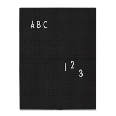 Bilde av Oppslagstavle A4, svart