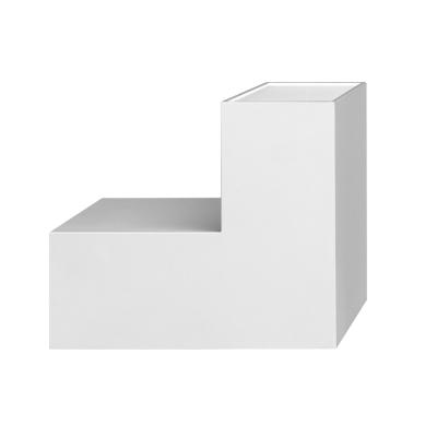 Bilde av Long Light vegglampe, hvit