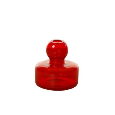 Bilde av Flower vase, rød
