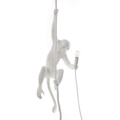 Bilde av Monkey lamp, med tau