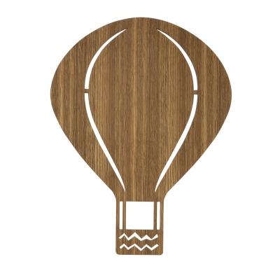 Bilde av Air Balloon lampe, eikefiner