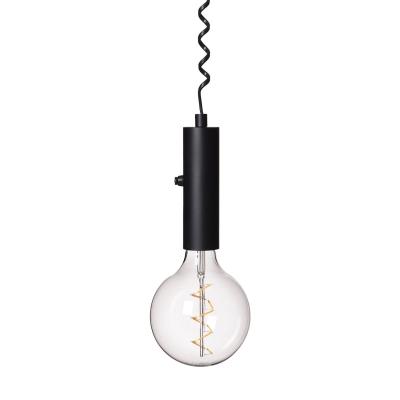 Bilde av Push taklampe, svart