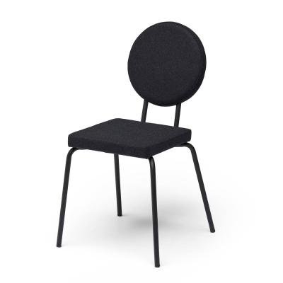 Bilde av Option stol firkantet/rund, svart