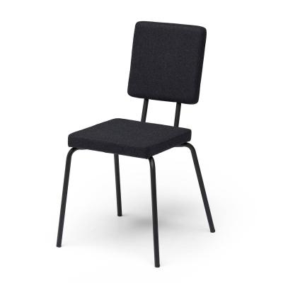 Bilde av Option stol firkantet/firkantet, svart