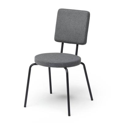 Bilde av Option stol rund/firkantet, grå
