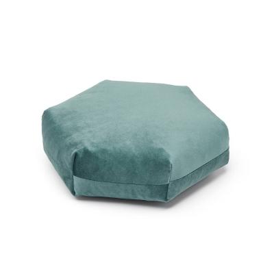 Bilde av Plus hexagon pute, grønn