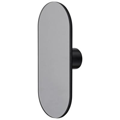 Bilde av Ovali veggkrok, svart