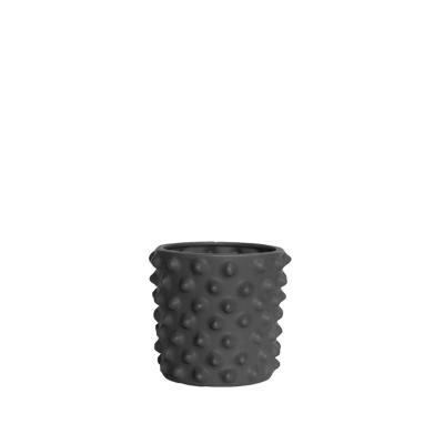 Bilde av Cloudy krukke mini, mørkegrå