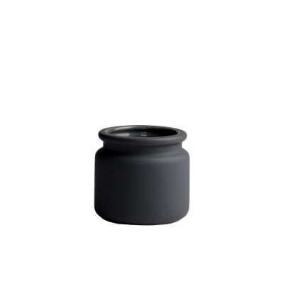 Bilde av Pure krukke mini, grå