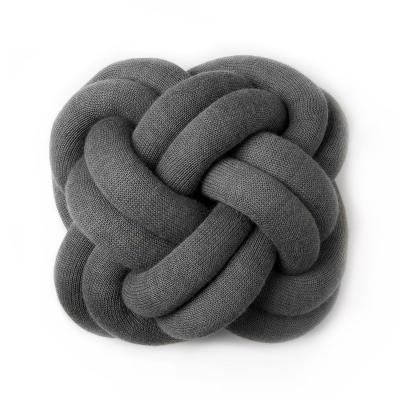 Bilde av Knot pute, grå
