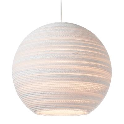 Bilde av Moon taklampe no 18, hvit